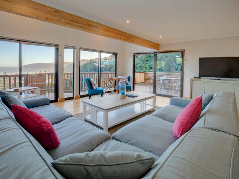 Luxury Duplex Chalet view from lounge
