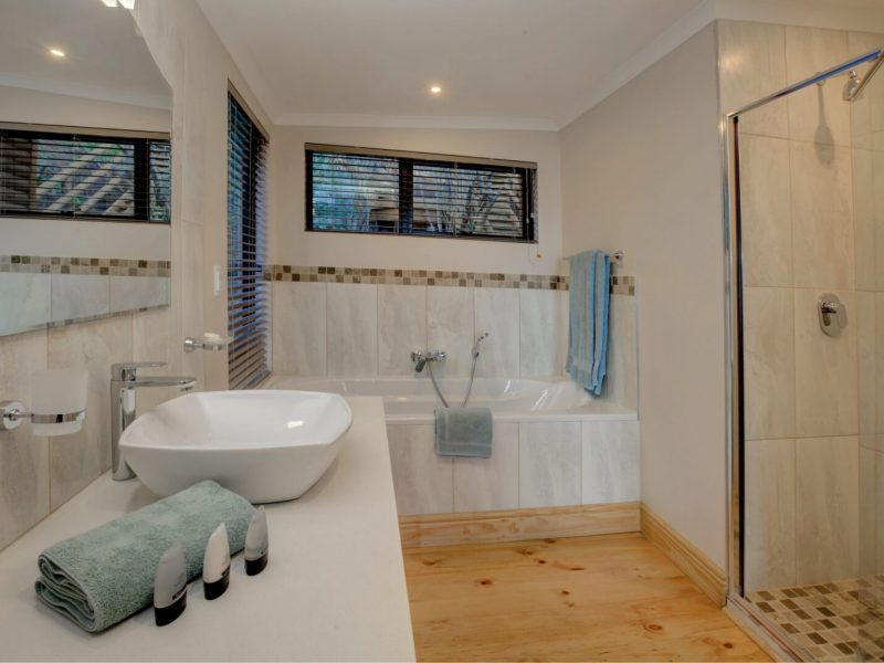 Luxury 2 Bedroom Duplex bathroom 2