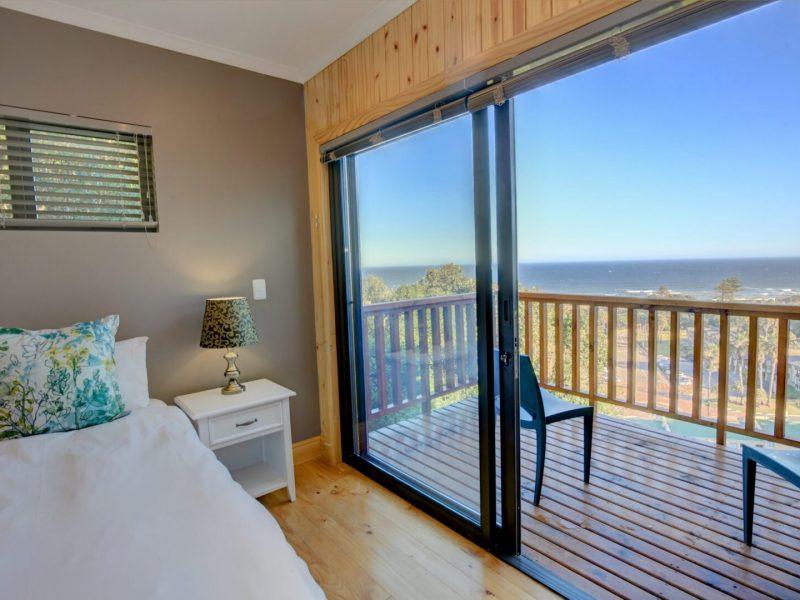 Luxury Duplex Chalet view from bedroom